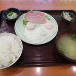 TSUDA屋 - 朝定食B