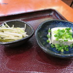 TSUDA屋 - 小鉢と漬物