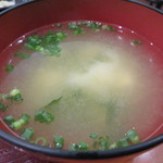 TSUDA屋 - 味噌汁