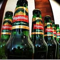 ミャンマービール、ミャンマーワイン、ミャンマーそば焼酎
