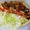 ケバブファーム - 料理写真:チキンピタサンド・BBQソース
