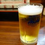 初かすみ酒房  - 2016.06 生小(330円)