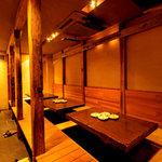 博多屋 大吉 - 2~30名様対応の掘りごたつ宴会席
