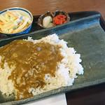 邂逅 - 料理写真:風字カレー(手づくり)800円
