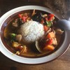 佗助 - 料理写真:ランチのスープカレー