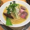 竹末東京プレミアム - 料理写真:鶏そば ¥850