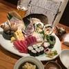 新橋魚金 - 料理写真:六点盛りスペシャル1980円