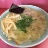 宝来軒 - 料理写真:メンマラーメン=600円