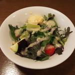 クール・ヴレ - 料理写真:芦屋CA有機無農薬 野菜サラダ
