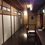 Miujinshitakandagawa - 2階の廊下