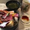 櫻寿司 - 料理写真:海鮮ちらし 御御御付け
