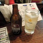 横丁酒場 あばらや別館 - ホッピーセット400円