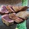 たる鉄 - 料理写真:レバーの塊焼き