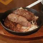 5240727 - 鹿児島黒牛100パーセントハンバーグ