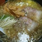 中華料理叙香園 - 塩ラーメン