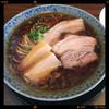 鶴亀 - 料理写真:熟成醤油 らーめん 680円