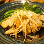 中菜Labo.朝陽 - 鼓汁清蒸魚片セット(魚の蒸し物)