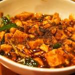 52404308 - 最強麻婆豆腐セット(最強麻婆豆腐)