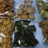 京おかき 関長栄堂 - 料理写真:買ってきたあられ6種類