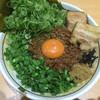濃厚担々麺はなび - 料理写真:DX元祖台湾まぜそば(味玉遅れ)