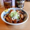 にこみ 鈴や - 料理写真:もつ味噌煮込み600円