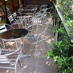 MIYABI cafe & boulangerie - テラス席