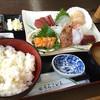 うろこいち - 料理写真:刺身定食+ウニ