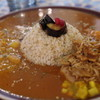 SOMA - 料理写真:チキンカレー800円