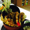 MICRO - 料理写真:天丼
