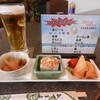 ルモンド - 料理写真:1000円セットのビール&おつまみ三品