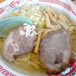 旭川ラーメンこぐまグループ - 料理写真:塩味ラーメン