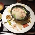 花様 NU茶屋町 - 料理写真:十種おばんざい御膳 993円