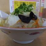 まるいし - 料理写真:チャンポン麺 税込¥680