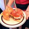 クリッターズバーガー - 料理写真:ベーコンチーズエッグバーガー '16 6月中旬