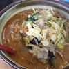 くいしん坊 - 料理写真:味噌ラーメン激辛 ¥734