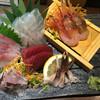 魚真 - 料理写真:刺身盛り合わせ特上2人前1960円 2016.6撮影