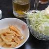 大串 - 料理写真:お通しと、サラダ。
