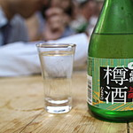大衆割烹 三州屋 - 白鶴 上撰 樽酒「兵庫県神戸市:白鶴酒造」