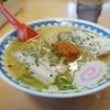 龍上海 - 料理写真:赤湯から味噌ラーメン