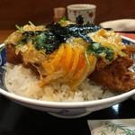 旬菜酒肴 みかん - カツ玉