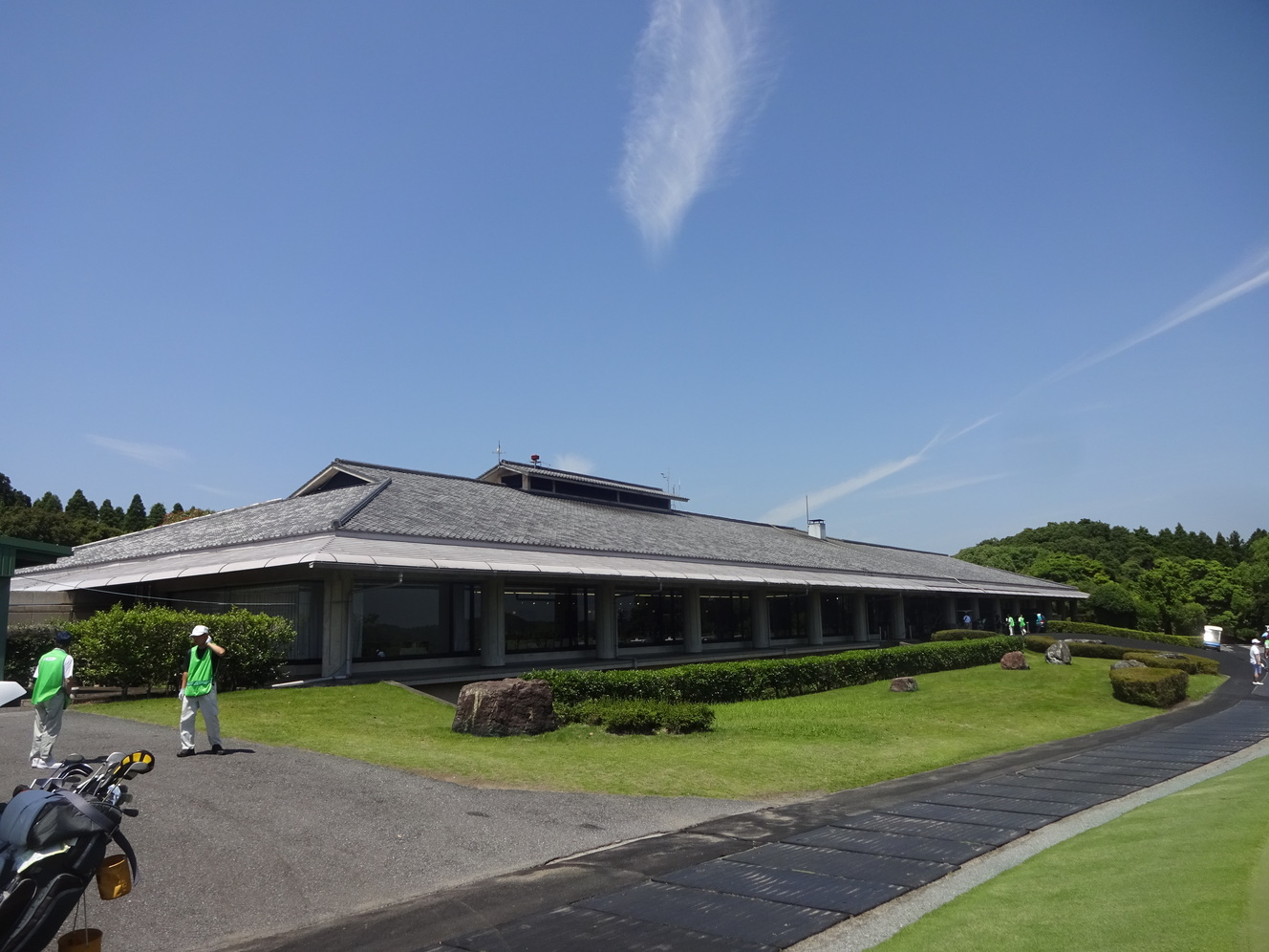 房総カントリークラブ大上ゴルフ場レストラン