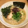 豚蔵 - 料理写真:塩 並 太麺
