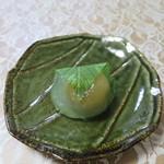 52464358 - くず桜(抹茶)