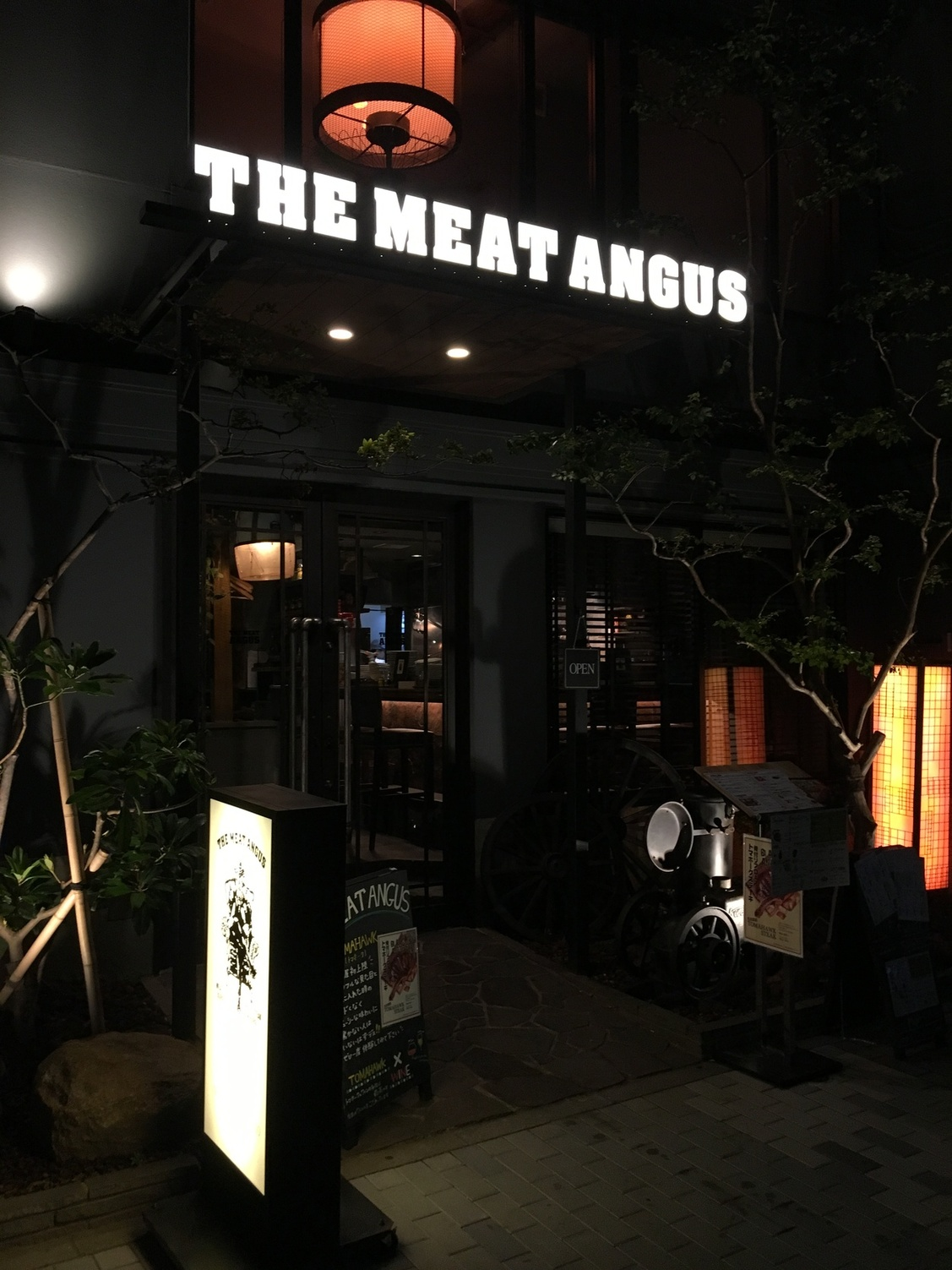THE MEAT ANGUS �h