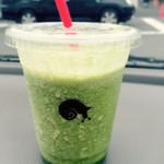 cafe.the market mai mai - みどりジュース✩︎⡱