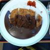 都賀西方パーキングエリア(下り)レストラン・スナックコーナー - 料理写真:カツカレー 780円