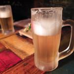 コトノハ・mog-mog食堂 - 2015.02.13 オリオンビール