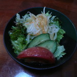 オルガン - ステーキのサラダ