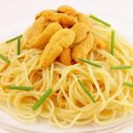 ミア・アンジェラ - 北海道産塩水ウニの冷製スパゲティ