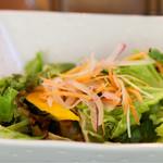 珈食房 る ぱん - 料理写真:サラダ